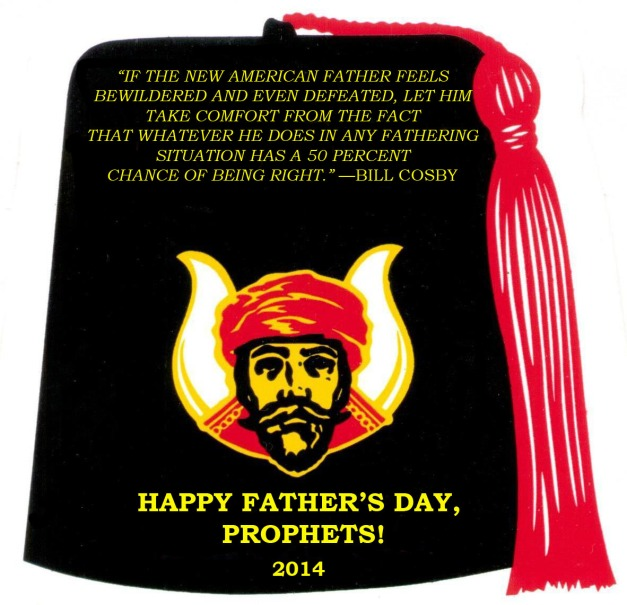 Fathers' Day Fez